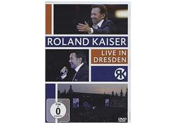 Roland Kaiser – Live in Dresden <br/>2011 / DVD