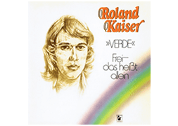 Frei – das heißt allein 1976 / MC / LP
