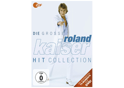 Die große Roland Kaiser Hit Collection <br/>2010 / DVD