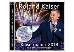 Kaisermania 2018, Doppel-CD